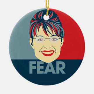 Miedo Sarah Palin Ornamentos De Reyes Magos