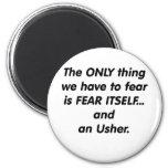 Miedo Usher Iman De Nevera