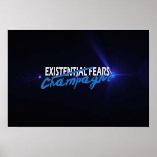 Miedos de Existenzial - Champán Impresiones