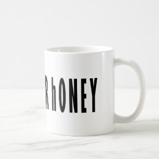 Miel amarga tazas de café