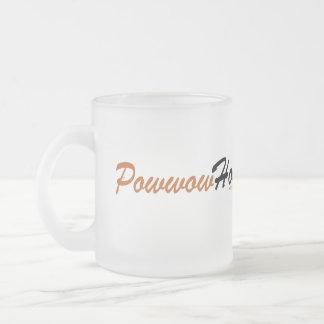 Miel del Powwow Tazas De Café