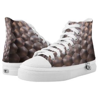 Miele Drum High-Top Sneakers