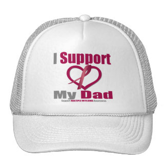 Mieloma múltiple apoyo a mi papá gorras de camionero