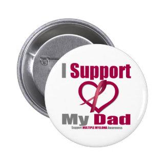 Mieloma múltiple apoyo a mi papá pin