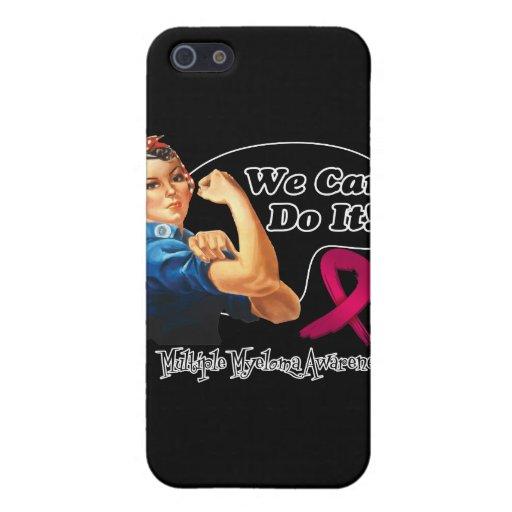 Mieloma múltiple podemos hacerlo Rosie el remachad iPhone 5 Protector