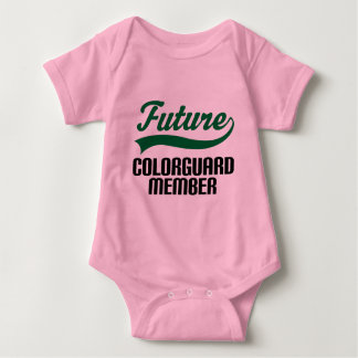 Miembro de Colorguard (futuro) T Shirts