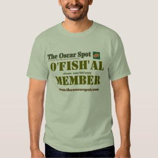 Miembro de O'fish'al Playeras