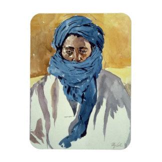 Miembro de una tribu Timbuctoo 1991 del Tuareg Iman Rectangular