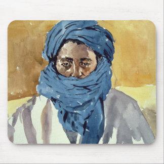 Miembro de una tribu Timbuctoo 1991 del Tuareg Tapetes De Ratón