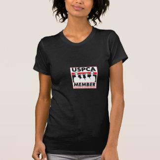 Miembro de USPCA T-shirts