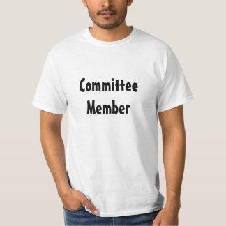 Miembro del comité playeras