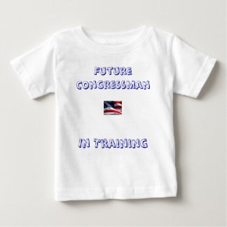 Miembro del Congreso futuro Playera Para Bebé