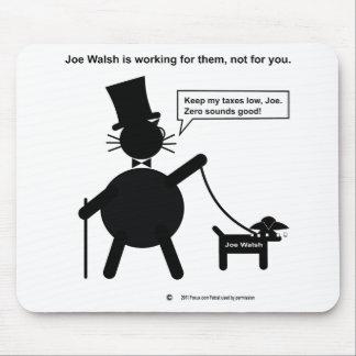 Miembro del Congreso Joe Walsh Alfombrillas De Ratones