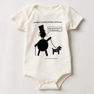 Miembro del Congreso Joe Walsh Body De Bebé