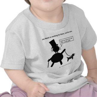 Miembro del Congreso Joe Walsh Camisetas