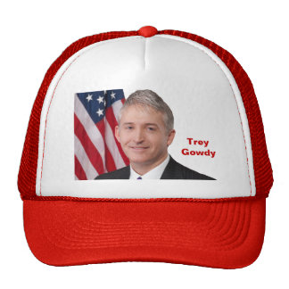 Miembro del Congreso Trey Gowdy Gorras