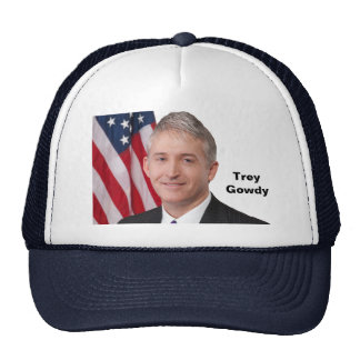 Miembro del Congreso Trey Gowdy Gorros Bordados
