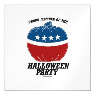 Miembro del Halloween