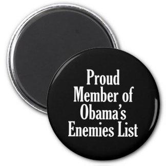 Miembro orgulloso de la lista de los enemigos de O Imanes De Nevera