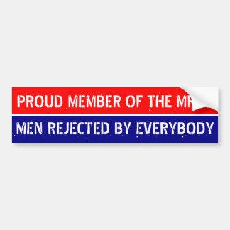 Miembro orgulloso de los MRE… Pegatina Para Auto