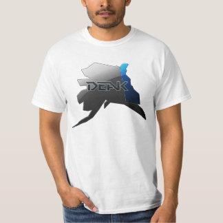 Miembros 5,0 (camisetas de color claro) de DEAK Playera