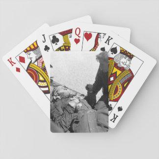Miembros de equipo de la imagen del Co. D_War Cartas De Póquer