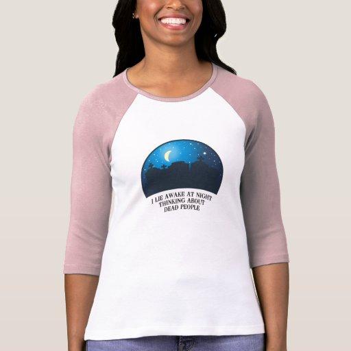 Miento despierto (2011) camisetas