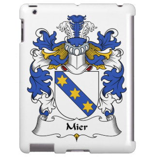 Mier Family Crest