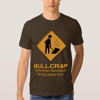 Mierda de Bull - Obama anti Polera