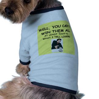mierdas ropa perro
