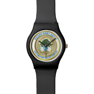 Miesau Germany Obsolete Coat of Arms 1980's Watch