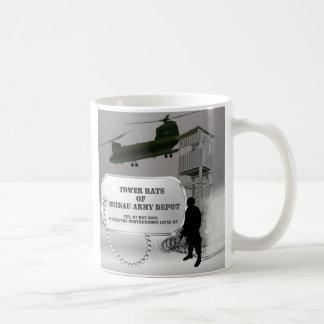 Miesau Tower Rats Coffee Mug