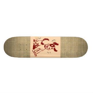 Miffou Dogz Rider Skateboard