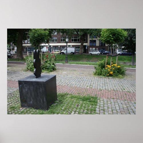 Nijntje Pleintje (Miffy Square), Utrecht, Holland