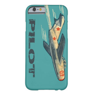 Mig 15 Russian Jet Fighter iPhone 6 Case