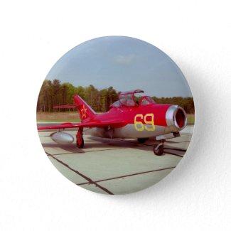 Mig-17 Trainer Button button