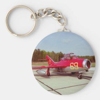 Mig-17 Trainer Keychain