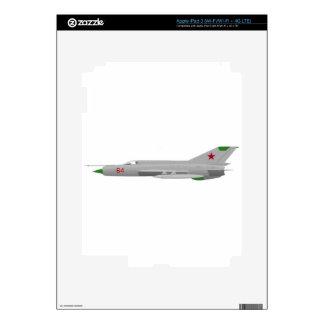 MiG 21MF Fishbed J iPad 3 Skin