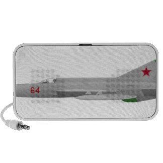 MiG 21MF Fishbed J Laptop Speakers