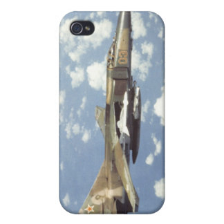 MIG-23 Flogger Cover For iPhone 4