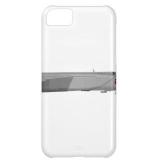 Mig 25 Foxbat 411411 Cover For iPhone 5C