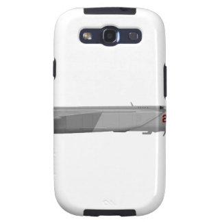 Mig 25 Foxbat 411411 Samsung Galaxy SIII Cover
