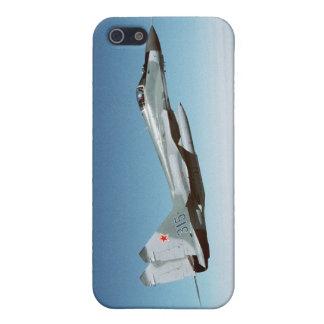 MiG-29 Fulcrum Cases For iPhone 5
