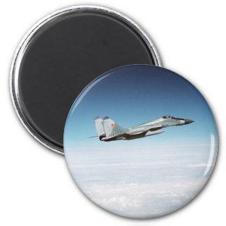 MiG-29 Fulcrum Fridge Magnet