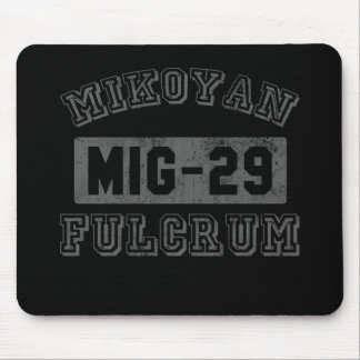 MIG-29 Fulcrum Mouse Pad