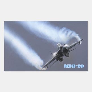 MIG-29 RECTANGULAR ALTAVOZ