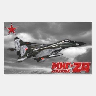 MiG-29 Rectangular Altavoces