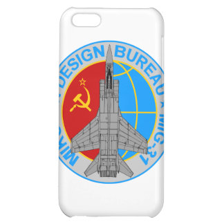 MiG-31 Patch iPhone Case iPhone 5C Cover