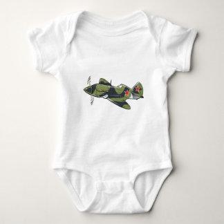 mig-3 baby bodysuit
