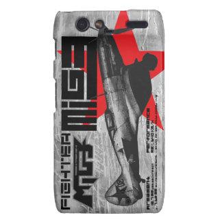 MiG-3 Droid RAZR Cover
